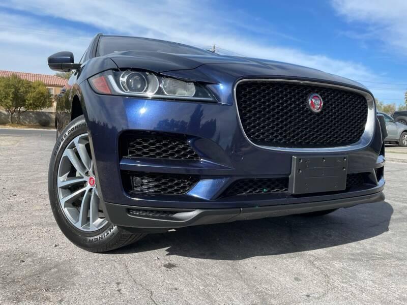 2018 Jaguar F-PACE for sale at Boktor Motors in Las Vegas NV