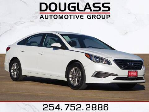 2017 Hyundai Sonata for sale at Douglass Automotive Group in Central Texas TX