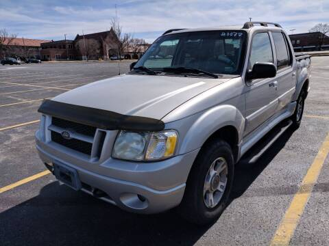 2004 Ford Explorer Sport Trac for sale at AA Auto Sales LLC in Columbia MO