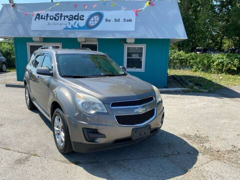 2011 Chevrolet Equinox for sale at Autostrade in Indianapolis IN
