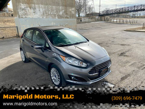 2014 Ford Fiesta for sale at Marigold Motors, LLC in Pekin IL