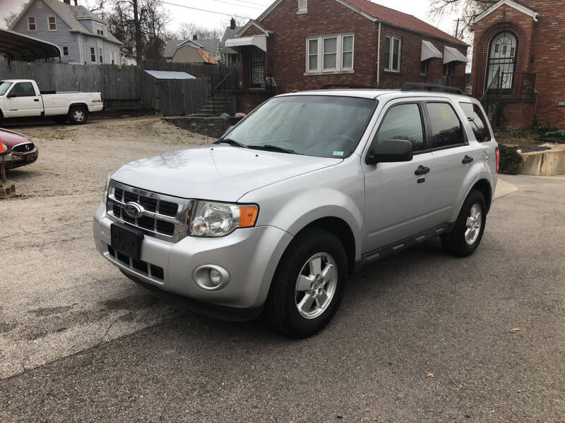 2012 Ford Escape for sale at Kneezle Auto Sales in Saint Louis MO