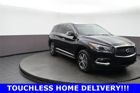 2017 Infiniti QX60 for sale at M & I Imports in Highland Park IL