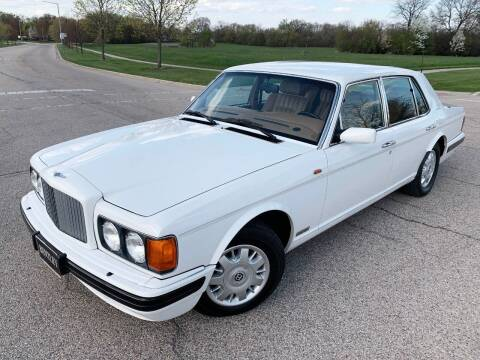 1996 Bentley Brooklands for sale at Park Ward Motors Museum - Park Ward Motors in Crystal Lake IL