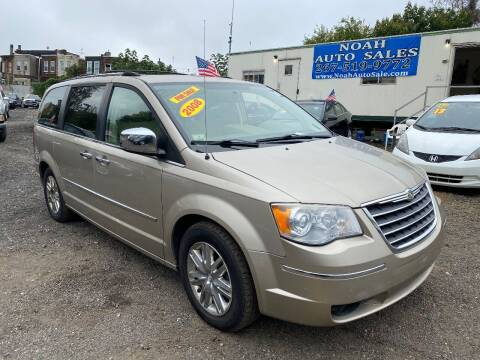 2008 Chrysler Town and Country for sale at Noah Auto Sales in Philadelphia PA