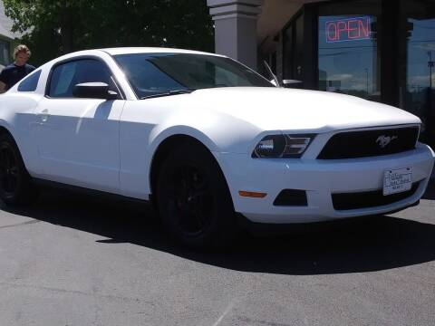2012 Ford Mustang for sale at Village Auto Outlet in Milan IL