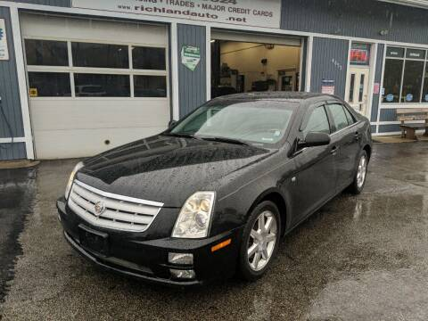 2005 Cadillac STS for sale at Richland Motors in Cleveland OH
