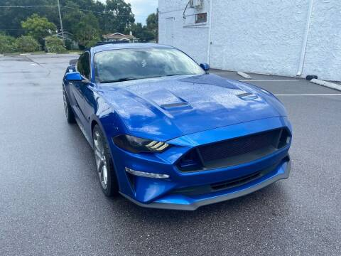 2018 Ford Mustang for sale at Consumer Auto Credit in Tampa FL