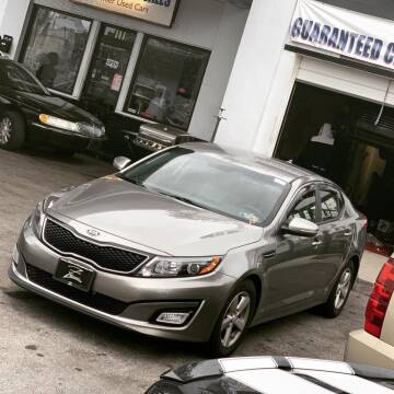 2014 Kia Optima for sale at Glacier Auto Sales in Wilmington DE