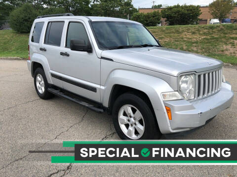 2010 Jeep Liberty for sale at Lenders Auto Group in Hillside NJ