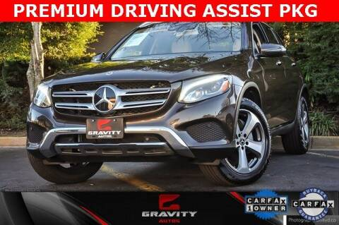2018 Mercedes-Benz GLC for sale at Gravity Autos Atlanta in Atlanta GA