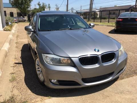 2009 BMW 3 Series for sale at TETCO AUTO SALES  / TETCO FUNDING in Dallas TX