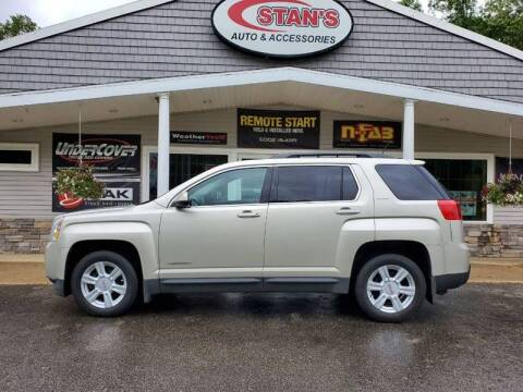 2014 GMC Terrain for sale at Stans Auto Sales in Wayland MI