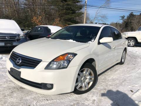 2009 Nissan Altima for sale at Royal Crest Motors in Haverhill MA