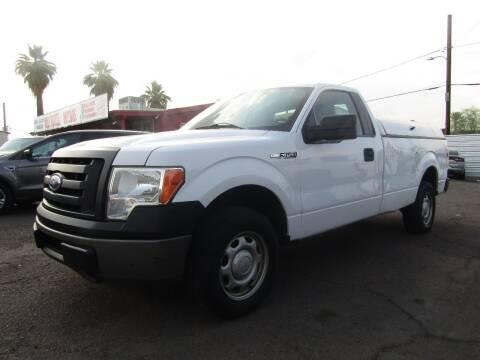 2011 Ford F-150 for sale at Van Buren Motors in Phoenix AZ