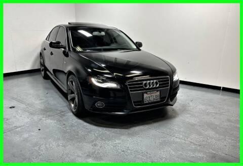 2012 Audi A4 for sale at AMG Auto Sales in Rancho Cordova CA
