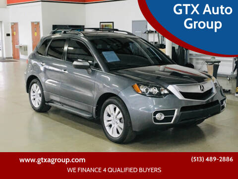 2011 Acura RDX for sale at GTX Auto Group in West Chester OH
