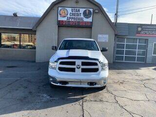 2018 RAM Ram Pickup 1500 for sale at Utah Credit Approval Auto Sales in Murray UT