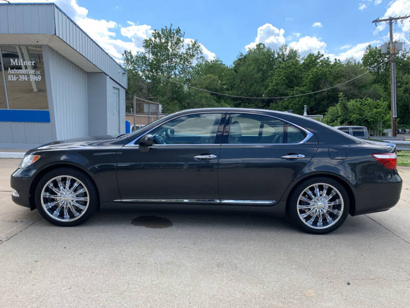 2009 Lexus LS 460 for sale in Gladstone, MO