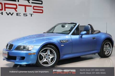 2000 BMW Z3 for sale at Fishers Imports in Fishers IN
