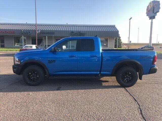 2021 RAM Ram Pickup 1500 Classic for sale in Colby, KS