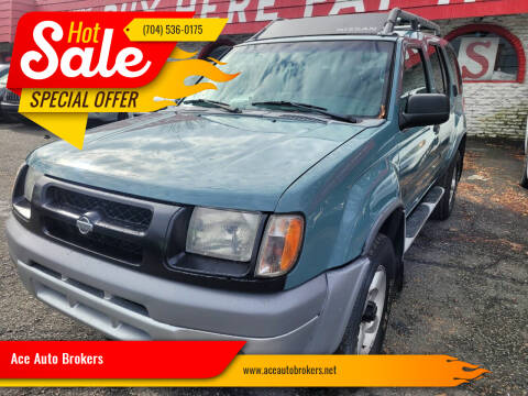 2001 Nissan Xterra for sale at Ace Auto Brokers in Charlotte NC
