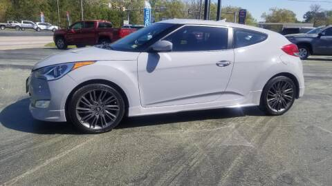 2013 Hyundai Veloster for sale at Whitmore Chevrolet in West Point VA