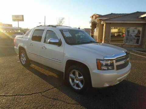2011 Chevrolet Avalanche for sale at Team D Auto Sales in St George UT
