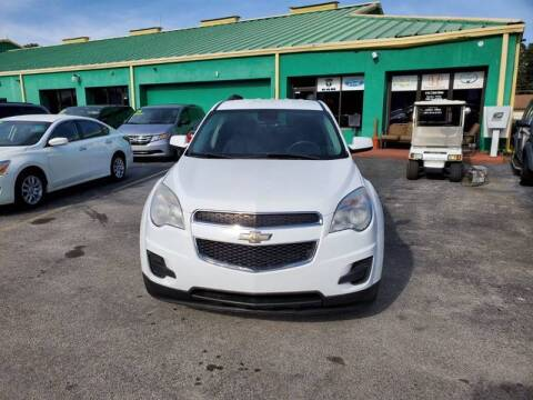 2016 Chevrolet Equinox for sale at A To Z Auto Sales in Apopka FL