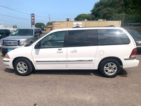 2002 Ford Windstar for sale at Iowa Auto Sales, Inc in Sioux City IA