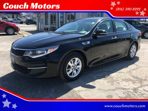 2016 Kia Optima for sale at Couch Motors in Saint Joseph MO