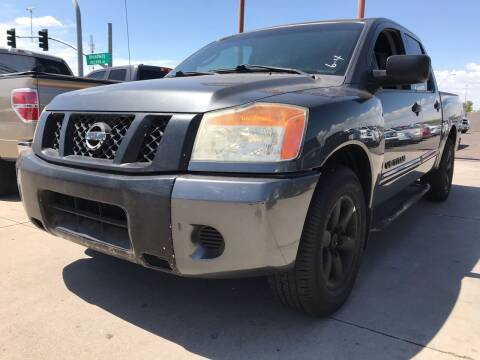 2011 Nissan Titan for sale at Town and Country Motors in Mesa AZ