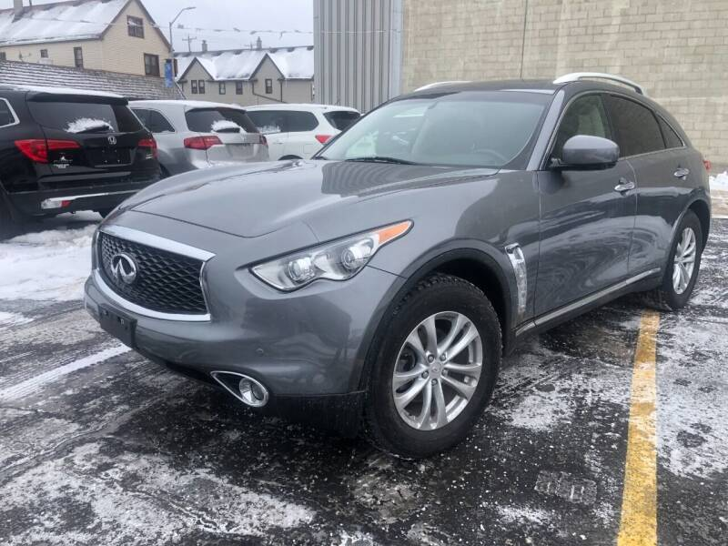 2017 Infiniti QX70 for sale at Fine Auto Sales in Cudahy WI