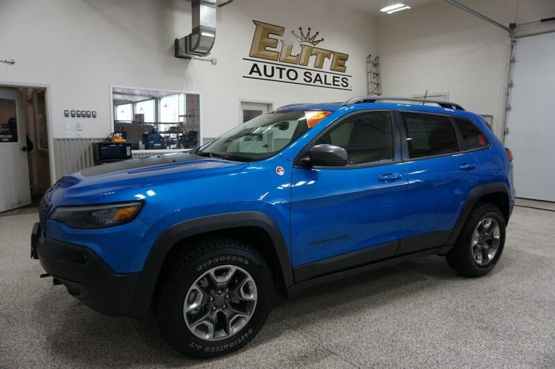 2019 Jeep Cherokee for sale at Elite Auto Sales in Idaho Falls ID