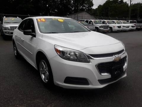 2014 Chevrolet Malibu for sale at Import Plus Auto Sales in Norcross GA