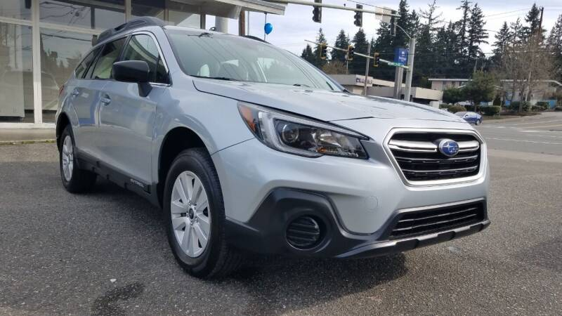 2019 Subaru Outback for sale at Seattle's Auto Deals in Everett WA