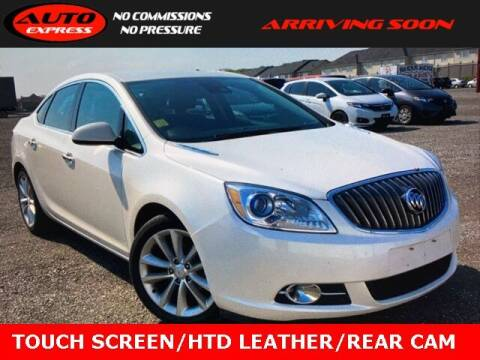 2015 Buick Verano for sale at Auto Express in Lafayette IN