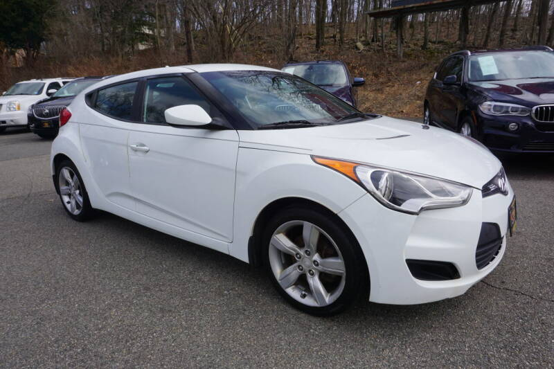 2013 Hyundai Veloster for sale at Bloom Auto in Ledgewood NJ