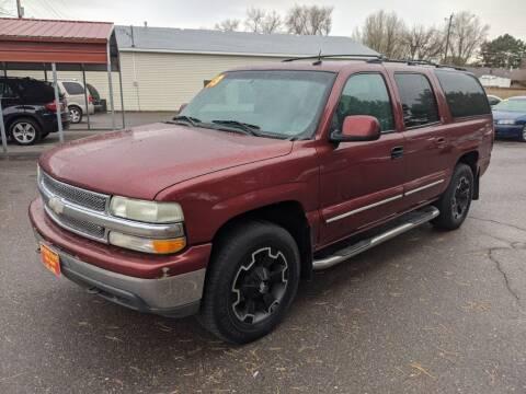 2003 Chevrolet Suburban for sale at Progressive Auto Sales in Twin Falls ID