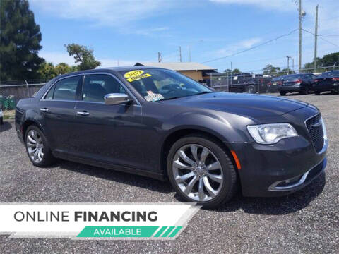 2019 Chrysler 300 for sale at Car Spot Of Central Florida in Melbourne FL