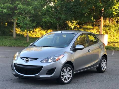 2012 Mazda MAZDA2 for sale at Diamond Automobile Exchange in Woodbridge VA