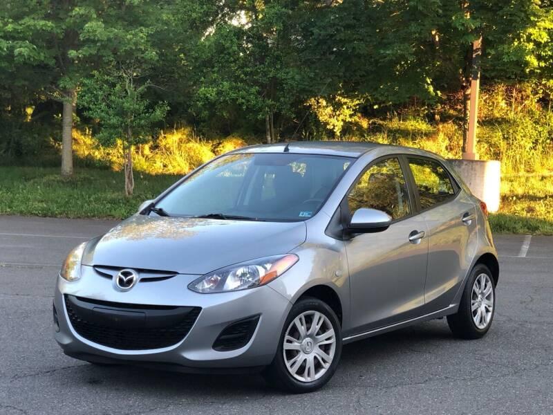 2012 Mazda MAZDA2 for sale at Diamond Automobile Exchange in Woodbridge VA