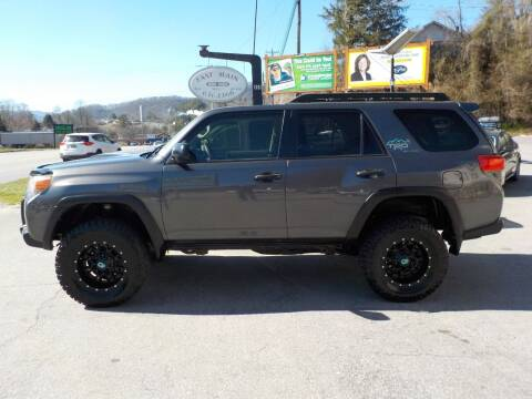 2013 Toyota 4Runner for sale at EAST MAIN AUTO SALES in Sylva NC
