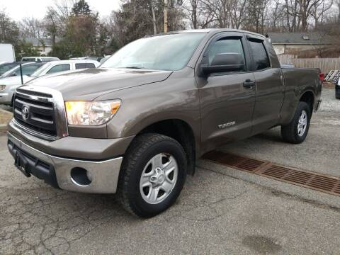 2012 Toyota Tundra for sale at AMA Auto Sales LLC in Ringwood NJ