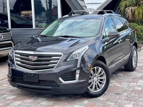 2017 Cadillac XT5 for sale at Unique Motors of Tampa in Tampa FL