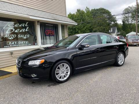 2007 Volvo S80 for sale at Real Deal Auto Sales in Auburn ME