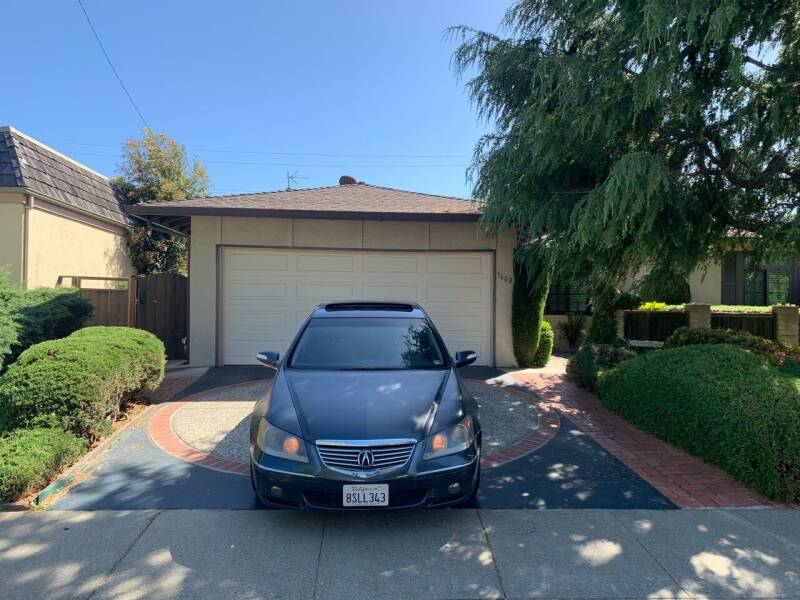 2008 Acura RL for sale in Fremont, CA