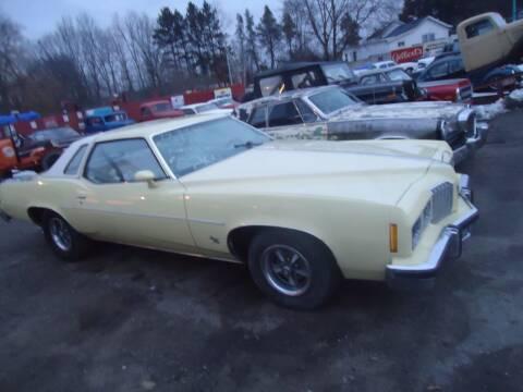 1977 Pontiac Grand Prix for sale at Marshall Motors Classics in Jackson Michigan MI