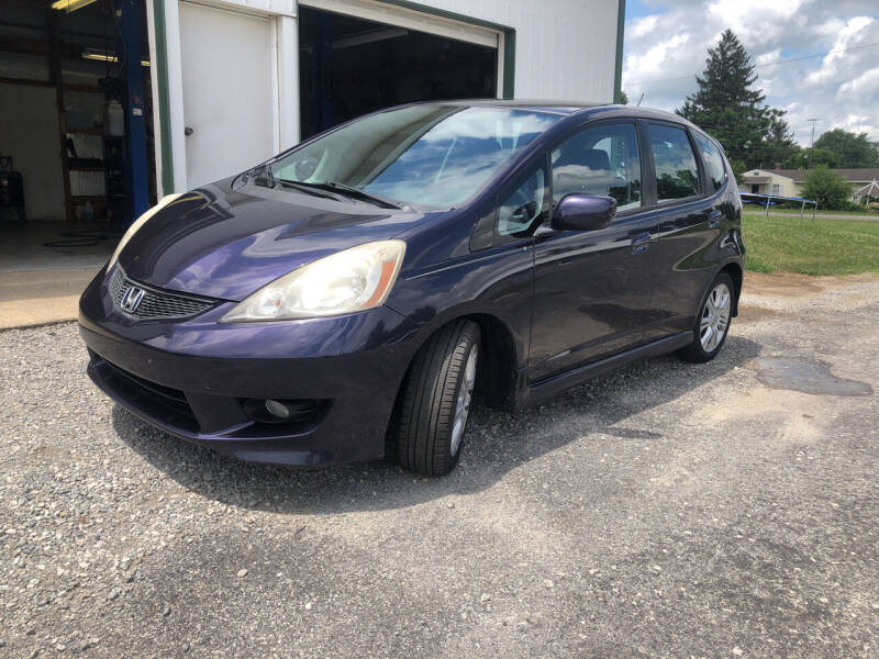 2010 Honda Fit for sale at Purpose Driven Motors in Sidney OH