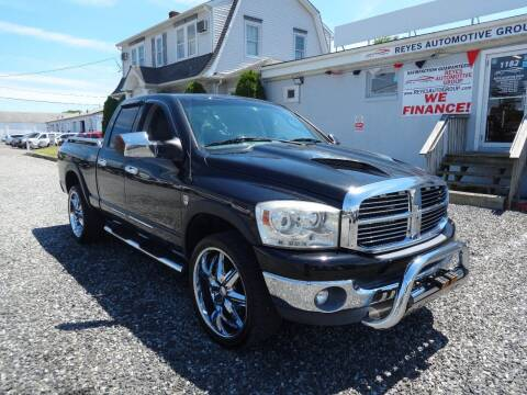 2007 Dodge Ram Pickup 1500 for sale at Reyes Automotive Group in Lakewood NJ
